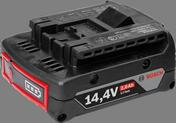 GBA 14,4 V 2.0 Ah M-B Professional