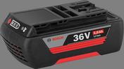 GBA 36 V 2.0 Ah H-B Professional
