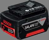 GBA 14,4 V 3.0 Ah M-C Professional