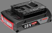 GBA 18 V 2.0 Ah M-B Professional