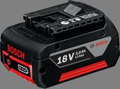 GBA 18 V 3.0 Ah M-C Professional