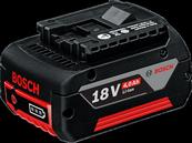 GBA 18V 4.0 Ah M-C Professional