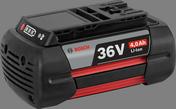 GBA 36 V 4.0 Ah H-C Professional