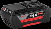 GBA 36V 2.0 Ah H-B Professional