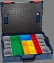 Maletín L-BOXX 102 con set de 13 unidades Professional