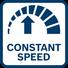 Los mejores resultados con velocidad constante