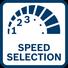 Los mejores resultados con preselección de velocidad