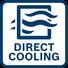 Refrigeración directa