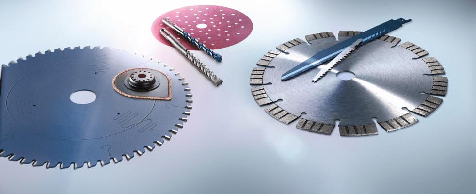 Accesorios para herramientas eléctricas profesionales