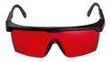 Gafas para visión láser (rojas)